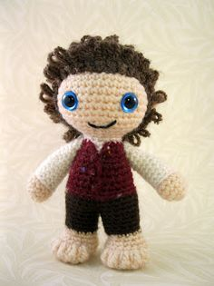 1000+ images about movie tv amigurumi on Pinterest ...