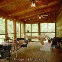 That's a porch!