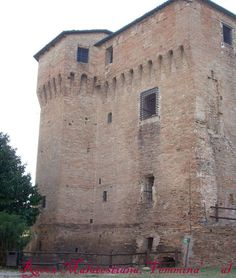 Rocca Malatestiana,Cesena.Apertura al pubblico: si con barriere architettoniche presenti  Open- no handicap accessible  Da visitare:Biblioteca Malatestiana,Basilica della Madonna del Monte, la città