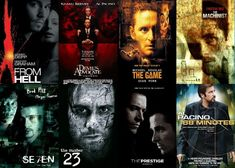 Top 20 Best Thriller Movies Of All Time, Top Rated Movies,Top 10 IMDB Top Rated Movies,Best Popular Thriller Movies,Thriller Movies List Of All Time Suspense Movies, Sad Movies, Best Horror Movies, Thriller Books, Mystery Thriller, Movie To Watch List, Good Movies To Watch, Movie List, Best Documentaries On Netflix