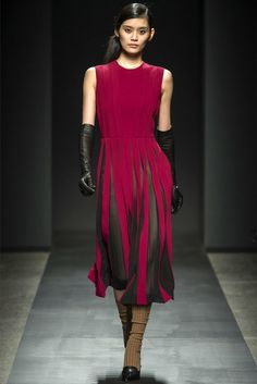Runway Gloves. Ports 1961 Elbow Length Leather Gloves, Fall/Winter ...