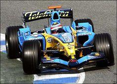 2006 Renault R26 (F. Alonso/G. Fisichella)