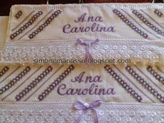 Personalized Items, Cards, Good Night Friends, Towels, Craft, Embroidered Towels, Hardanger, Maps, Playing Cards