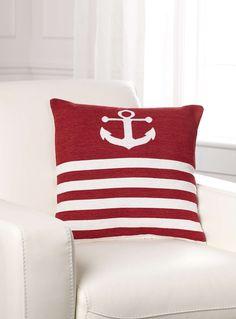 Sea anchor cushion 40 x 40 cm - Cushions   Simons