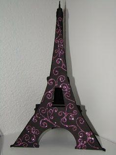 Recuerditos o souvenires y decoración para fiestas con el tema París. - Ideas y material gratis para fiestas y celebraciones Oh My Fiesta!