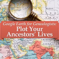Find your ancestor's homes with Google Earth! https://www.familytreeuniversity.com/courses/google-earth-for-genealogists
