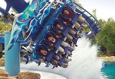 It's a word guaranteed to make kids excited: Orlando. Gareth Huw Davies visits the theme park capital of the world and picks six things you should do if you are visiting Florida this year. Orlando Travel, Visit Florida, Sea World, Most Visited, Roller Coaster, You Must, Family Travel, Tokyo, Japan