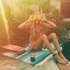 Summer vibes! My summer started yesterday and it's time to kick it off on the right foot -Kyra
