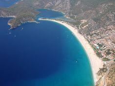 Turkish sailboat holidays in Oludeniz Fethiye Visit Turkey, Turkey Holidays, Asia, Kusadasi, Cheap Holiday, Samos, Picture Postcards, Blue Lagoon, Beach Fun