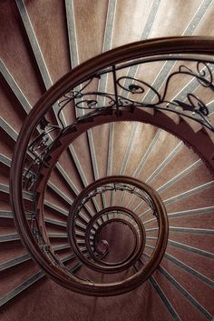 oslo spiral stair by AndreasS via Flickr.com