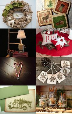 Your Country Christmas by header2337 on Etsy--Pinned with TreasuryPin.com