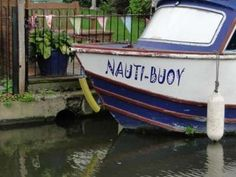 20 Unforgettable Boat Names Part II