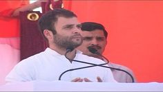 Rahul Gandhi says Chhattisgarh becomes hotbed of Naxal violence under BJP