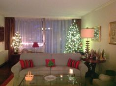 Christmas in my living room