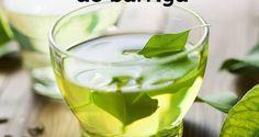 Chá de oliveira para emagrecer e secar barriga