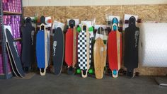 Ehlers Longboards Shipping Orders #ehlerslongboards #longboarding #longboard