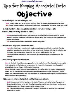 How I organize anecdotal notes. | Classroom Classy! | Pinterest ...