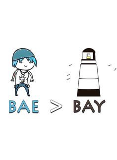 Life is strange ( fan art ): Bae > Bay