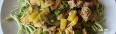 Instant Pot Pina Colada Chicken Recipe- AIP Paleo, Gluten free, Easy