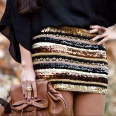 <3 the skirt!