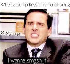 Me & syringe pumps