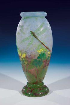 Jugendstilglas - Dr. Fischer Kunstauktionen - Auktionshaus für Kunst, Glas und Antiquitäten