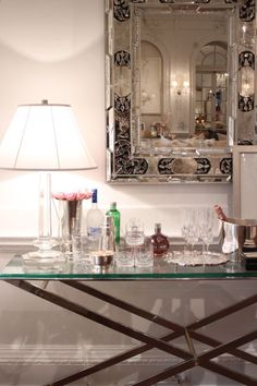 Maisonette: Jolie Goodnight's Blog: {5 Ways to Add Old Hollywood Glamour to Your Home}