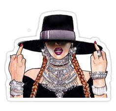 el dedo medio para arriba! • Also buy this artwork on stickers, apparel, phone cases y more.
