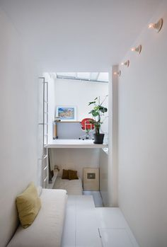 20 m² dinâmicos e fragmentados