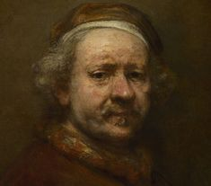 Rembrandt at the National Gallery in London | For Classical Conversations Great Artists unit Cycle 2 Week 13 | Scroll down and click on work, then on the next page, click on the Full Screen button, and you can zoom in to see detail.