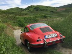 Kaiserstuhl Alfa Auto, Alfa Cars, Porsche Cars, Porsche 356, What's My Favorite Color, Ferdinand Porsche, Vintage Porsche, Dream Machine, Nice Cars