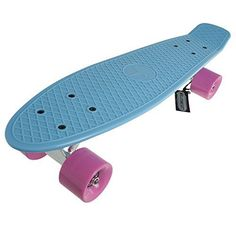 Standard Skateboards - Blank Vinyl Plastic Cruiser Skateboard Complete Penny Size 22 StereoSonic Tail ** Click on the image for additional details.