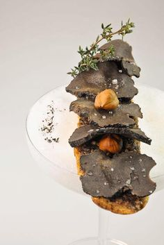 Truffles (an expensive plate of food)