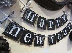 diy happy new year banner happy new year signs happy new year 2015 happy