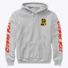 Cobra Kai - cobra kai cobra kai Products from CKai The Karate Kid 1984, Karate Kid Movie, Karate Kid Cobra Kai, Cobra Kai Shirt, Cobra Kai Dojo, Shirt Jacket, T Shirt, Mitsubishi Eclipse, Twitch Hoodie