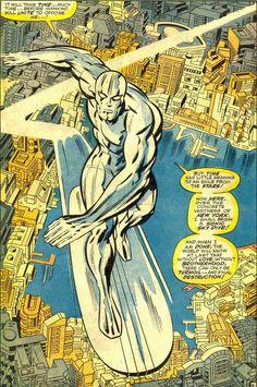 Cap'n's Comics: Hang'n Ten With Jack Kirby