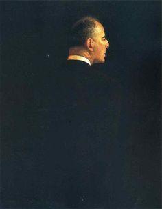 Lincoln Kirstein - Jamie Wyeth