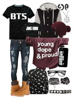 """BTS Jungkook Fan Autumn Outfit"" by minyxxngi ❤ liked on Polyvore featuring Forever 21, Philipp Plein, Timberland, Keds, Samsung, Bling Jewelry, Delphine Leymarie, Alexander McQueen, Topshop and bts"