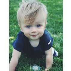 Our Baby Boy Is 11 Months Old: I' m a couple weeks late on updating on my sweet boy but better late than never, these posts are my favo. Cute Baby Boy, Cute Little Baby, Little Babies, Cute Kids, Baby Kids, Blonde Baby Boy, Blonde Babies, Baby Faces, Cute Faces