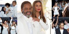 Tina Knowles Richard Lawson Wedding