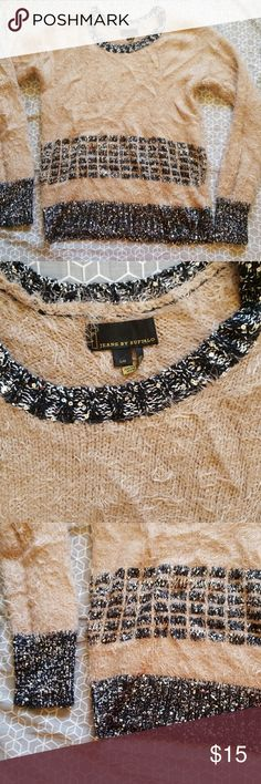 JEANS BY BUFFALO sequined detailed sweater JEANS BY BUFFALO sequined detailed sweater JEANS BY buffalo Sweaters