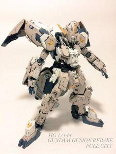 www.pointnet.com.hk - 模型作品 HG 1/144 Gundam Gusion Rebake Full City