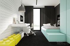 Francja // Tuluza // Dom Jednorodzinny // 330 M2 | Kuoo Architects