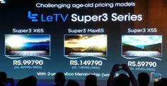 LeEco не уходит из Индии но смещает акцент со смартфонов на умные телевизоры