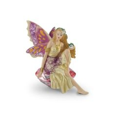 """""""Fire Storm The Fighter"""" Breast Cancer Charity Fairy"""