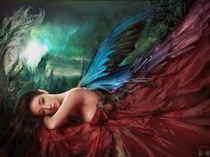 Download Beautiful Fairy Wallpaper HD pictures in high definition or
