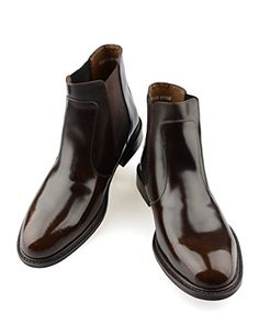 TheLees (CHSH2019) Mens Side Gore Chelsea Boots Synthetic Leather Fashion Shoes BROWN 6.5 M US Men TheLees http://www.amazon.com/dp/B01B74XTM8/ref=cm_sw_r_pi_dp_4y35wb1ED947A