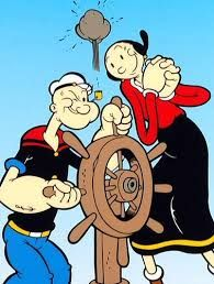 popeye cartoon - Halloween Jokes For Seniors