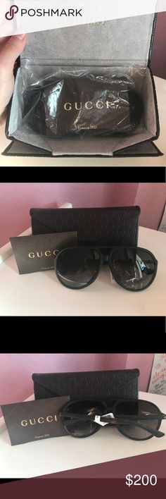 Brand new Dark Brown Gucci sunglasses New GUCCI GG 1094/F/S Havana Pilot Men's Sunglasses  Includes: Case, packaging, sunglasses ( everything you see in pictures) Gucci Accessories Sunglasses