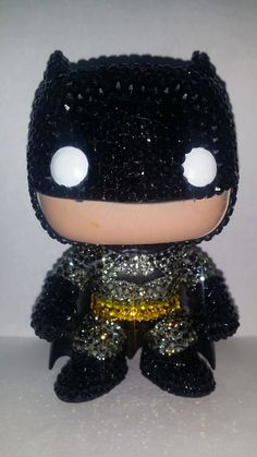 Swarowski Crystal Funko Pop Vinyl Custom by WhimsicalGeekery